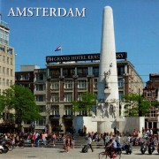 De Dam Amsterdam - Platte...