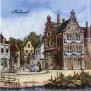 Canalhouse Waterpump - Tile 15x15 cm - Color