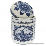 Sugar Storage Pot Jar 14cm...