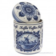 Coffee Storage Pot Jar 14cm...