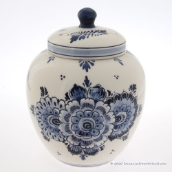 Cookie Jar Large 21cm - Delft Blue
