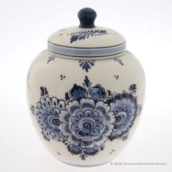 Grote Koekjes Pot 21cm - Delfts Blauw