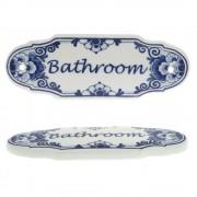 Bathroom Deurplaatje -...