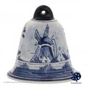 X-mas Bell Windmill 6,5cm -...