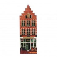 Canal Houses 2D MDF Coffeeshop - Magnet - Canal House