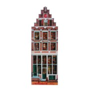 Canal Houses 2D MDF Egelantiershouse - Magnet - Canal House