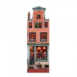 Antiek Winkel -  Magneet - Grachtenhuis