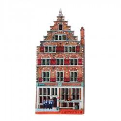 Leeuwenburg - Magneet - Grachtenhuis
