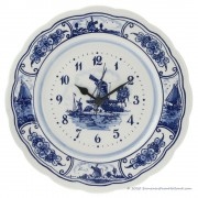 Wallplate Clock Large 28cm...