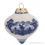 Dripball 6cm - Delft Blue -...