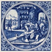 The Potter - Jan Luyken...