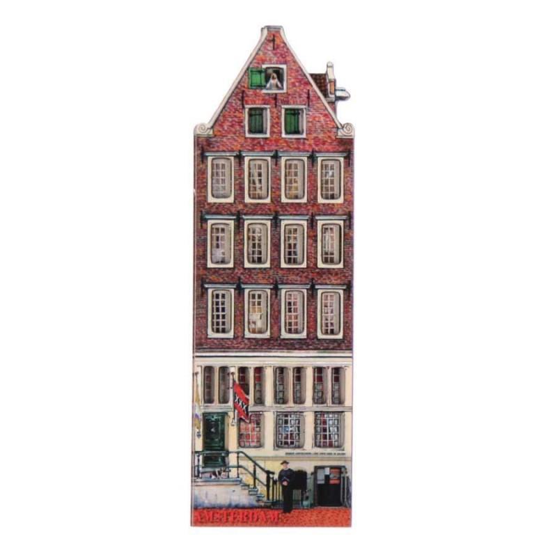 Ons Lieve Heer op Solder - Magneet - Grachtenhuis