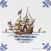 Zeilschip 1 Gouden Eeuw -...