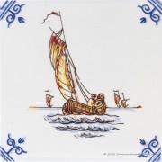 Sailing Boat 2 - Delftware...