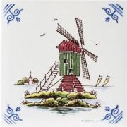 Windmill 3 Vintage look -...