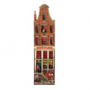Canal Houses 2D MDF Sexhouse - Magnet - Canal House