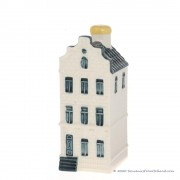 KLM miniature house number...