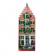 Canal Houses 2D MDF Oudeschans - Magnet - Canal House