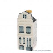 KLM miniatuur huisje nummer 71 - Delfts Blauw
