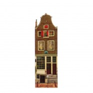2 Door House - Magnet - Canal House