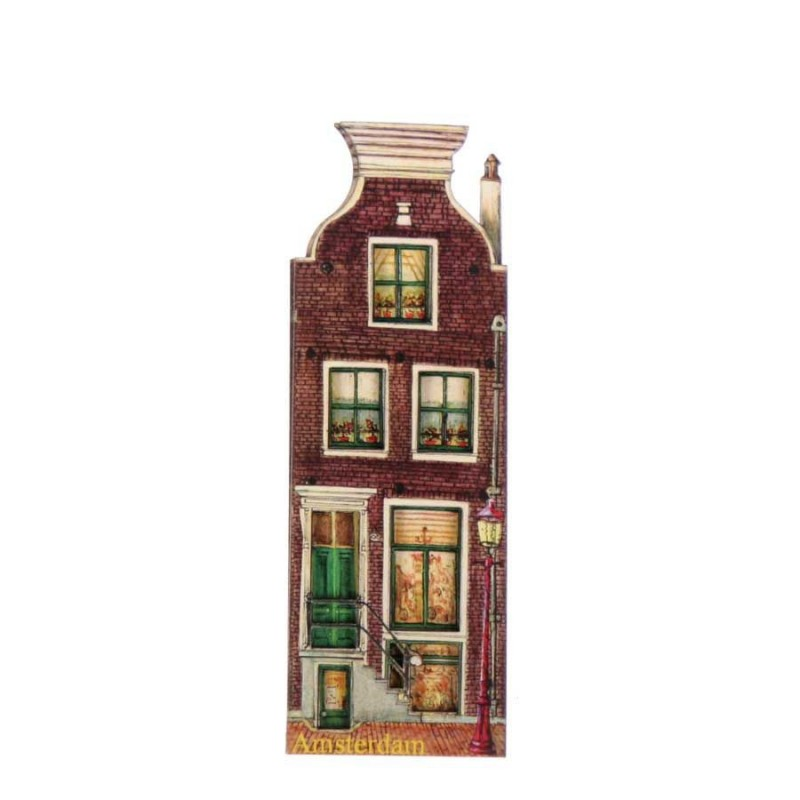 House with Lantern - Magnet - Canal House