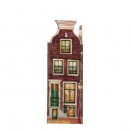 Huis met Lantaarn - Magneet - Grachtenhuis