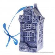 Grachtenhuisje Amsterdam -...