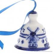 Bell windmill X-mas Pendant...