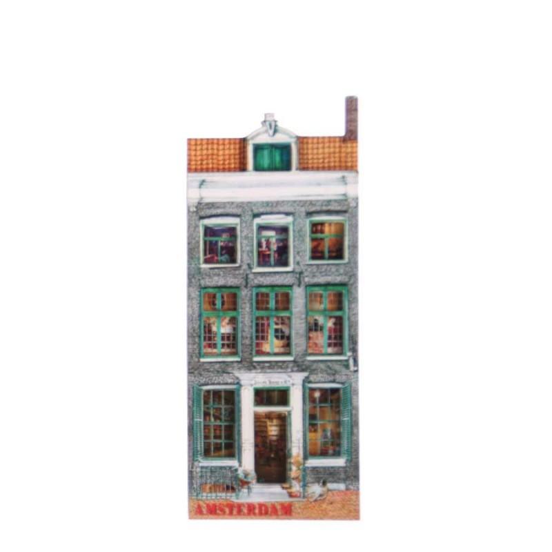 Jacob Hooy - Magneet - Grachtenhuis