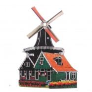 Windmills 2D Windmill Adrian - with rotating sails - Magnet