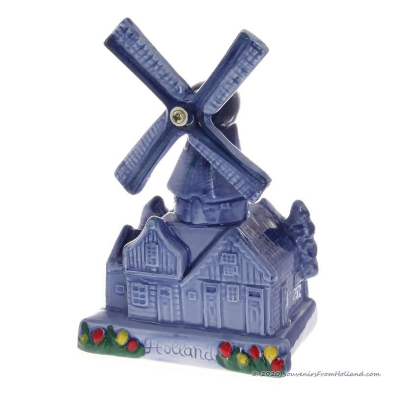Village Mill Medium - Delftware Ceramic