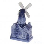 Stadsmolen Medium - Delfts Blauw Keramiek