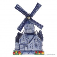 Dorpsmolen klein - Delfts Blauw - Keramiek