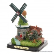 3D miniature windmill nr.6