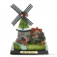 3D miniatuur windmolen nr.6