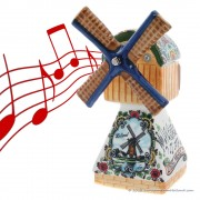Music Windmill - Polychrome...