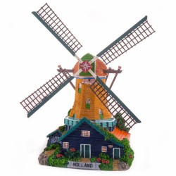 Windmill 35cm - Light and Electrical rotating Wings