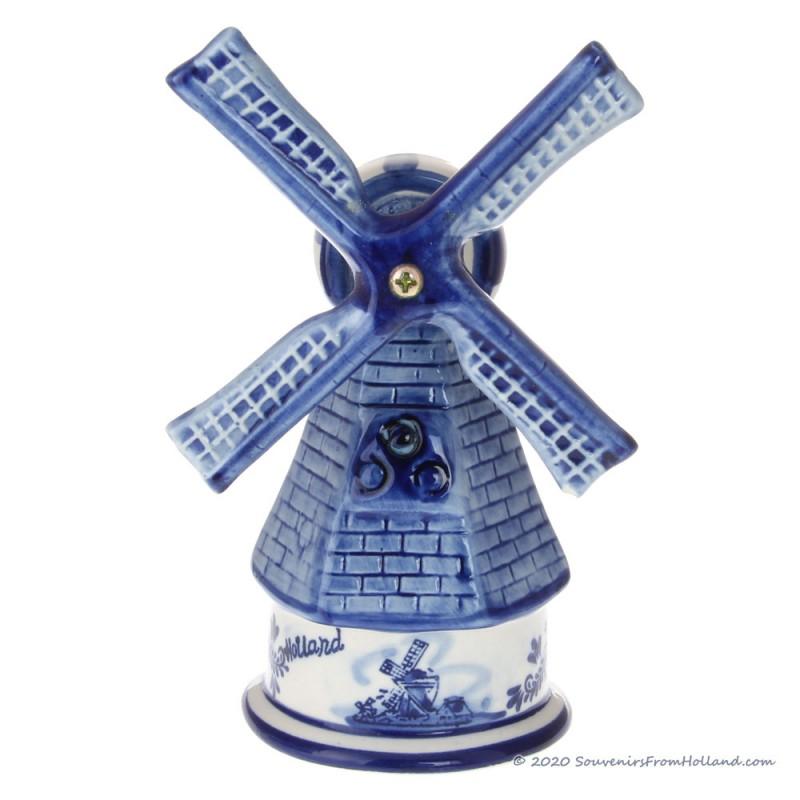 Steenmolen 16cm - Delfts Blauw - Keramiek
