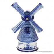 Stonemill 16 cm - Delft Blue Ceramic Delftware