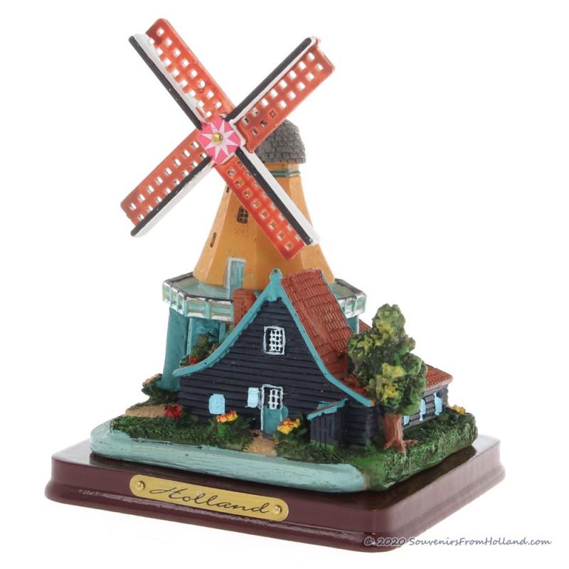 3D miniatuur windmolen - De Reiger