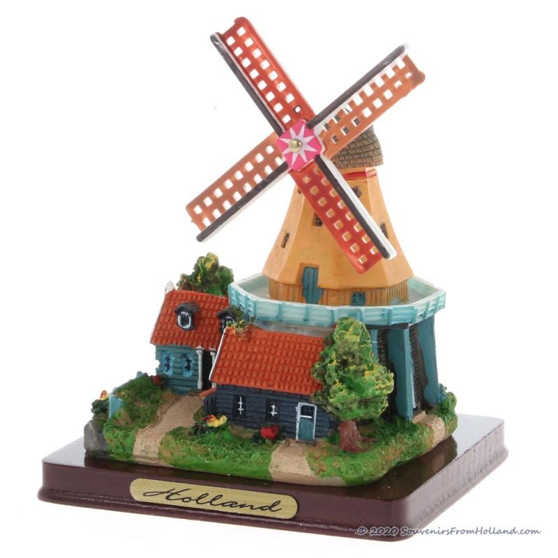 3D miniatuur windmolen - De Kievit