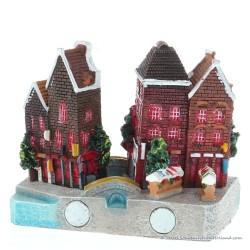 Amsterdam Coffeeshop - 3D miniatuur