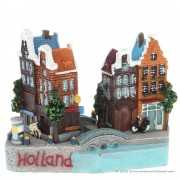 Holland Canal Houses - 3D...