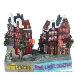 Red Light District - 3D miniature