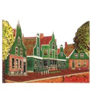 Holland Dutch Village - Holland 2D Magnet