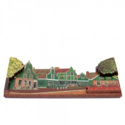 Dutch Village - Holland 2D Magnet