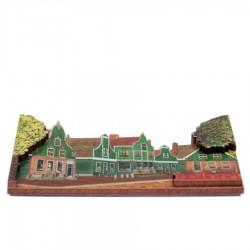 Zaanse Schans - Holland 2D Magneet