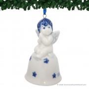 Christmas Angel on Bell B -...
