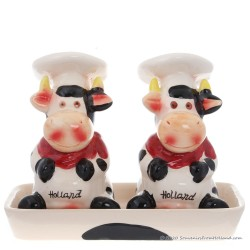 Cooking Cows - Color - Salt and Pepper set