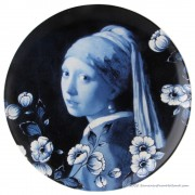 Delft Blue Wall Plate -...